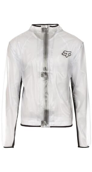 Fox MX Fluid Jacket Men clear